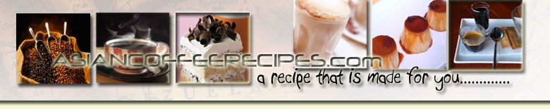 Asian Coffee Recipes
